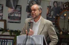 Andrew Lambert in Bantry Library