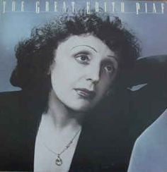 Edith Piaf - The Great Edith Piaf: buy LP, Comp, Mono at Discogs