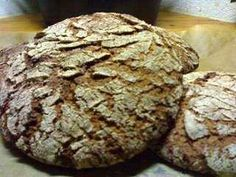 RUISLEIPÄ - RYE BREAD is common finnish food.