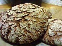 RUISLEIPÄ - RYE BREAD is common finnish food.