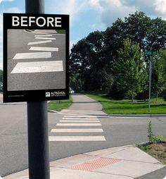 street ads straight teeth