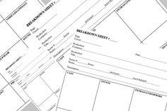 Script-Breakdown-Sheet