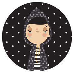 dots and stripes (www.lubione.com ilustração lubi)
