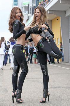 MotoGP #Grid Girls Sachsenring 2014 -Motorradgirls: Babes & Bikes - MOTORRAD technicsway.blogspot.com