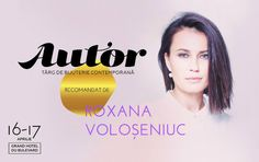 AUTOR 2016 - Recomandat de Roxana Voloseniuc
