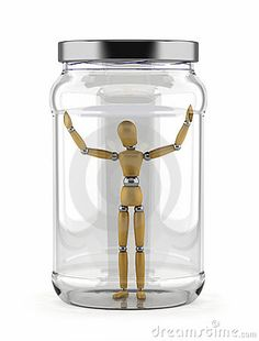 person in a bottle photoshop - Google Search