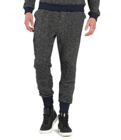 Digital Heather Drawstring Jogger Pant - Shop All - Mens | Michael Stars