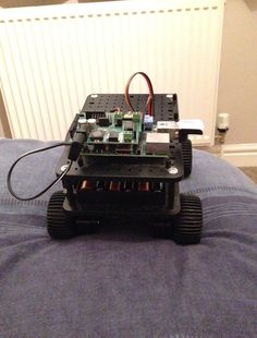 4tronix Initio Robot with Wiimote Part 1