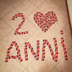 #VanessaRavizza Vanessa Ravizza: 2 anni di puro è vero amore TI AMO DA MORIRE amore mio @manuelsarao #love #amorepuro #vita #unico #ringrazioDiotuttigiorni #14marzo