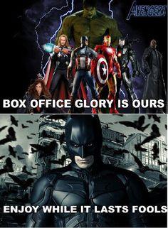 #Avengers #Batman #MarvelvsDC