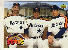 15 More Of The Worst Astros Baseball Cards Ever