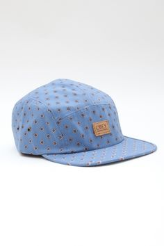 STATELY 5 PANEL HAT - OBEY - CAP