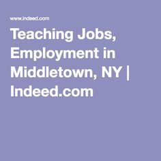 Indeed.com for job search