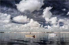 Boote in infrarot - © Airde.net - Bildnr. 562746