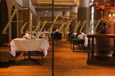 Het Fontana dieet restaurant in Terme Smarjeske Toplice waar kuurgasten hun detox- afslank- of health booster dieetmaaltijden nuttigen