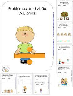 Apostila atividades Divisão Matemática Ensino Domiciliar