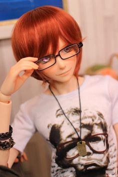 Smart Doll Eiji Seiun by toraneko_doll