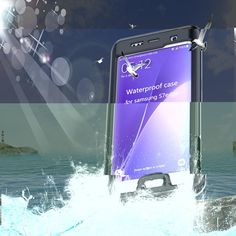 High Quality Ultra Thin Diving IPX68 Waterproof Cases Shock Dist Snow Proof Full Body Cover for Samsung Galaxy S7 Edge Waterproof Case Galaxy S7 Edge Case Galaxy S7 Waterproof Case Online with 13.01/Piece on Viparts's Store | DHgate.com