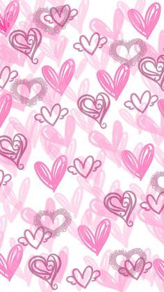#cute #hearts #wallpaper #backgrounds