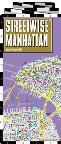 Streetwise maps: the perfect, detailed, purse-sized, laminated, transit-map including, with-street-index maps in existence :)