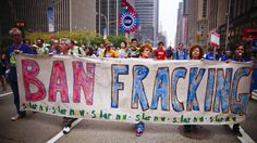 There's a small bit of good news on the fracking front.