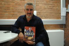 Don't you just love a man who can bake? Paul Hollywood is at Mumsnet Towers sifting through your baking dilemmas