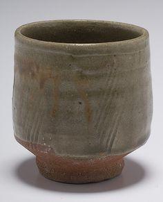 Shoji Hamada Tea Bowl          Price Realized: $900.00
