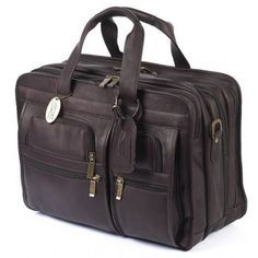 Features an additional zippered pocket allowing the bag to expand and hold many more files   www.suitcase.com/briefcases-laptop-cases/computer-bags-laptop-cases/claire-chase-leather-executive-extra-wide-computer-briefcase-154e.html#sthash.CXmGaQJR.dpuf