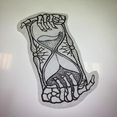 """""""I'll make an hourglass from my fingers, I know I'm only passing through."""" Oceandust hands like houses Hand Tattoos, Skeleton Hand Tattoo, Elbow Tattoos, Neue Tattoos, Body Art Tattoos, Small Tattoos, Sleeve Tattoos, Tattoos For Guys, Creepy Tattoos"""
