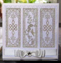 Oriental Collection – Tattered Lace