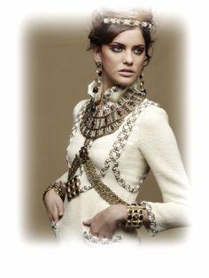 Chanel Byzance, inspired from Empress Theodora