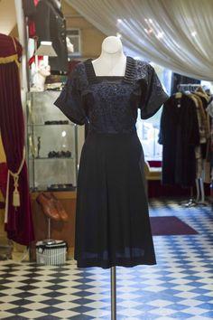 Cabaret Vintage - Vintage Square Neck Cocktail Dress, $165.00  #vintagedress #vintage #dressvintage #shopping #vintagestore #vintagefashion #ilovevintage #vintagelove #vintagegirl #vintageshopping #vintageclothing #vintagefinds #vintagelover #vintagelook #vcto #dressoftheday #ootd #instastyle #torontovintage #toronto #queenwest #cabaretvintage (http://www.cabaretvintage.com/dresses/vintage-square-neck-cocktail-dress/)