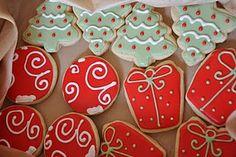 My Christmas sugar cookies
