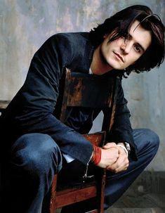 l-o-t-r:  Orlando Bloom Photo Shoot