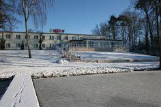 Unsere Winteransicht - bald kommt der Frühling - View our winter - spring is coming soon www.hotel-am-untersee.de