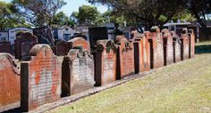 Joseph Tuzo died 6 Oct 1825 & Rebecca Golsby Tuzo died 19 Apr 1831 and both were buried at one of the following old cemeteries.   Eastern Suburbs Pioneer Memorial Park. The memorials were relocated from two of Sydney's oldest cemeteries, Town Hall Cemetery and the Sydney Burial Ground, also known as Sandhills or Devonshire Street Ground Cemetery.