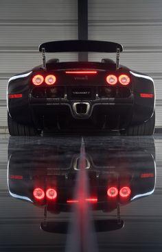Mansory Bugatti Veyron #carporn