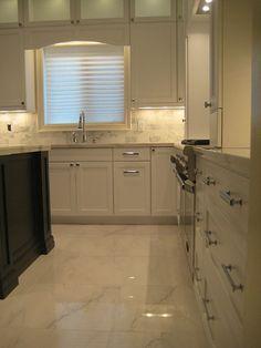 #white #kitchen Ridgeway Kitchens & Design