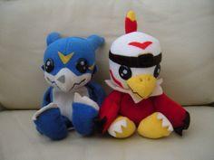 superhero83 - Official Digimon Collection!