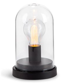 Loving this Etched A19 Cloche LED Lamp on #zulily! #zulilyfinds