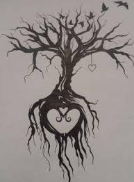 Resultado de imagen de arboles tatuados