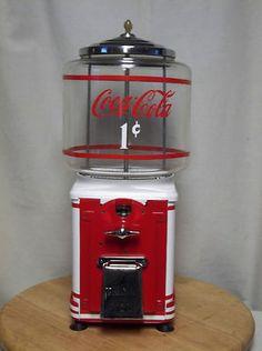 Another Coke gum dispenser