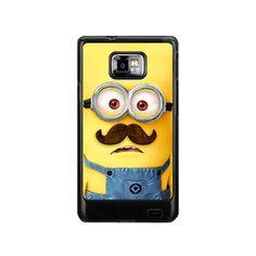Minion Phone cover Samsung galaxy s2