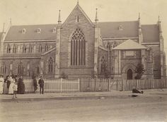St Saviours Cathederal ,Goulburn,  Wed 12th Jan 1887