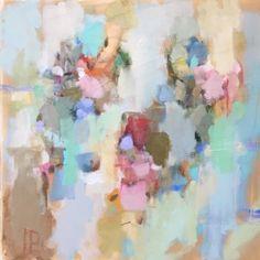 """""""Lenox Road II"""" 24×24 on gallery wrap"""