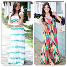 Judith March Maxis! www.shopdejavu.com to order!