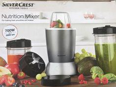Nutrition Mixer 700W značky SilverCrest, nový, neotevřený --- Cena: 500 Kč Nutrition Mixer 700W značky SilverCrest, nový, neotevřený Ryndkr Na Seznamu od roku 2007  --500 kČ -- 700W -- 2.2020 Kitchen Tools, Kitchen Appliances, Nutribullet, Mixer, Smoothies, Nutrition, Fresh, Diy Kitchen Appliances, Diy Kitchen Appliances