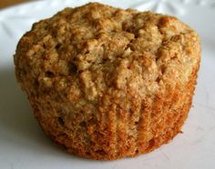 Banana Oat Muffin 1 ¼ cups flour (I use ¼ white and 1 cup wheat) 1 cup rolled or quick oats 2 teaspoons baking powder ½ teaspoon baking soda sprinkle of Cinnamon, optional 1/8 teaspoon salt 1 cup...