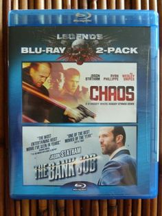 Chaos / The Bank Job 2 Pack Jason Statham Bluray New Sealed Movie $13.99 Free Shipping Buy It Now on eBay Vintage Assets