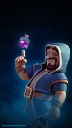 Clash of Clans - Clash Royale - Clash of Clans Wallpapers - Clash Royale Wallpapers - Wallpapers Games - SuperCell Wallpapers - Games Mobile Coc Clash Of Clans, Clash Of Clans Game, Gaming Wallpapers, Animes Wallpapers, Cartoon Wallpaper, Iphone Wallpaper, Desenhos Clash Royale, Clas Of Clan, Game Character